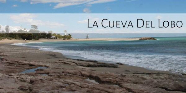 Playa Cueva del Lobo.
