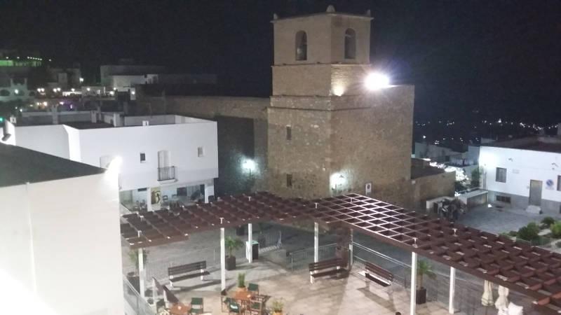 plaza del arbollon