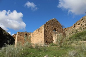 Ruinas de la Iglesia de Teresa