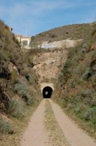 Túnel del Servalico. Foto: José Muñoz